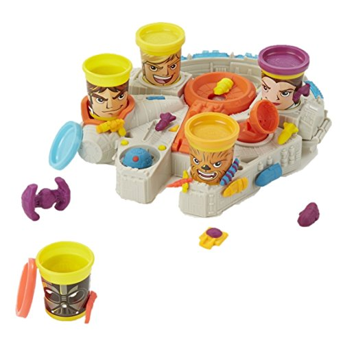 Play-Doh - Playset Millenium Falcon con...