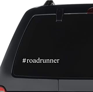 Eddany Roadrunner Hashtag Pack of 3 Vinyl Decal