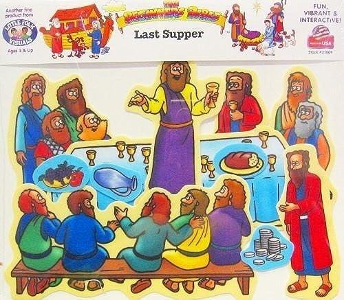 LAST SUPPER PRE-CUT BB SET