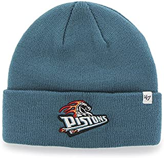 low priced 6ee9c fc2aa  47 Brand Basketball Cuff Beanie Hat - NBA Cuffed Winter Knit Toque Cap ·