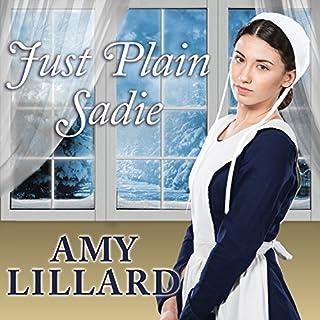 Just Plain Sadie audiobook cover art