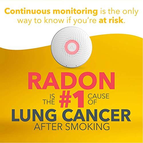 Airthings Wave Smart détecteur de Radon