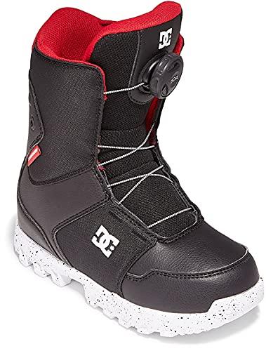 DC Scout BOA Kids Snowboard Boots Black 3