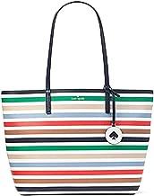 Kate Spade Tanya Leather Tote Bag Purse Handbag for Work School Office Travel