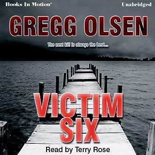 Victim Six audiobook cover art