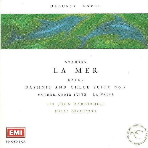 Ravel La Valse, Daphnis et Chloe - Suite No.2, Ma Mere L'oye - Suite; Debussy La Mer