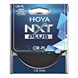 Hoya 62mm NXT Plus Circular Polarizer Slim Frame Glass Filter