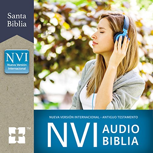 Couverture de Audiobiblia NVI: El Antiguo Testamento