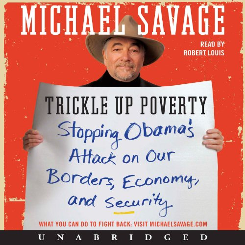 Trickle Up Poverty audiobook cover art