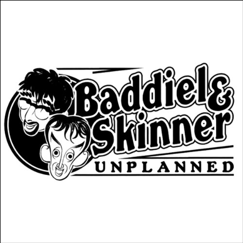Baddiel & Skinner Unplanned audiobook cover art