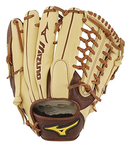 Mizuno GCP81S3 Classic Pro Soft Outfield Baseball Gloves, 12.75', Right Hand Throw