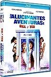 Las alucinantes aventuras de Bill y Ted - BD [Blu-ray]