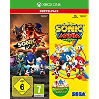 Sonic Mania Plus and Sonic Forces Double Pack (XBox ONE)