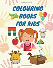 Colouring Books For Kids: Colouring Books For Girls, Colouring Book Animals, Colouring books for boys