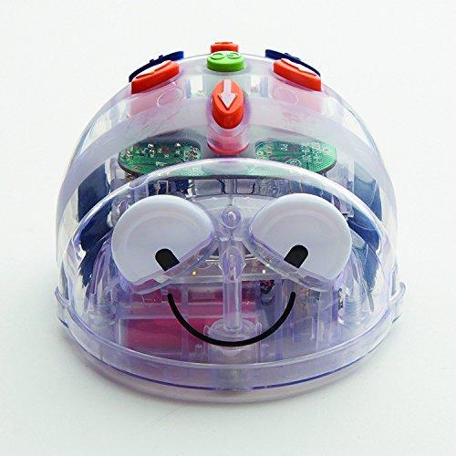 TTS - Robot Blue-BOT, Transparente