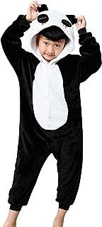 Kids Animal Onesie Pajamas Costume Cosplay for Boys Girls Child Panda