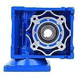 Motor de control Motor reductor de engranajes Motor helicoidal de alto par para apertura de ventana para puerta(Reduction ratio 5k, pink)