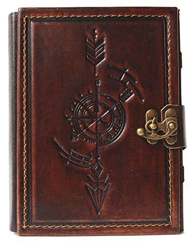 E-Book-Reader Hülle | Leder |'Kompass' | Vintage | Steam Punk | Schutzhülle für...