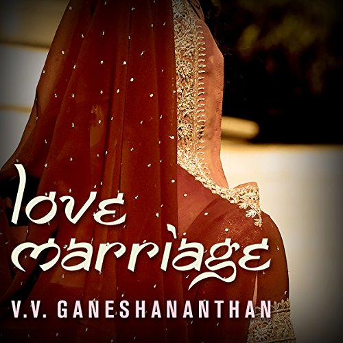 Love Marriage audiobook cover art