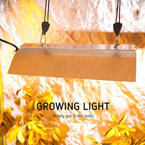 VIVOSUN 1000 Watt HPS Grow Light Kit