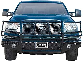 Ranch Hand FST07HBL1 Summit Front Bumper for Toyota Tundra