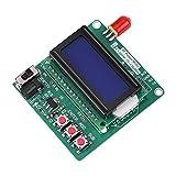 Medidor de potencia, LCD digital Medidor de potencia de RF -75~16 dBm 1-600MHz Valor de at...