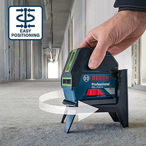Bosch Professional Crossline-Laser GCL 2-15 G - 3