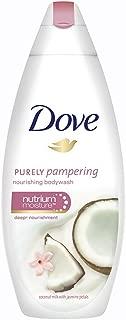 Dove Coconut Milk and Jas Petals Body Wash, 190ml