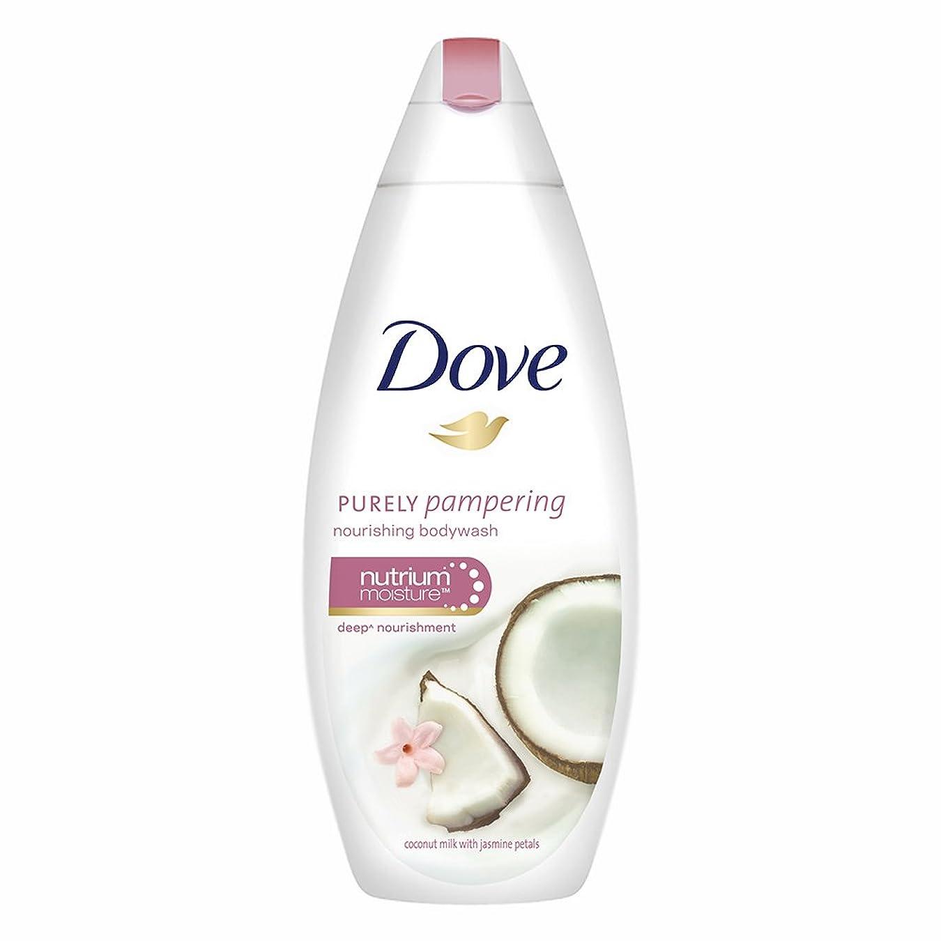 アンケート制約謝るDove Purely Pampering Coconut Milk and Jas Petals Body Wash, 190ml