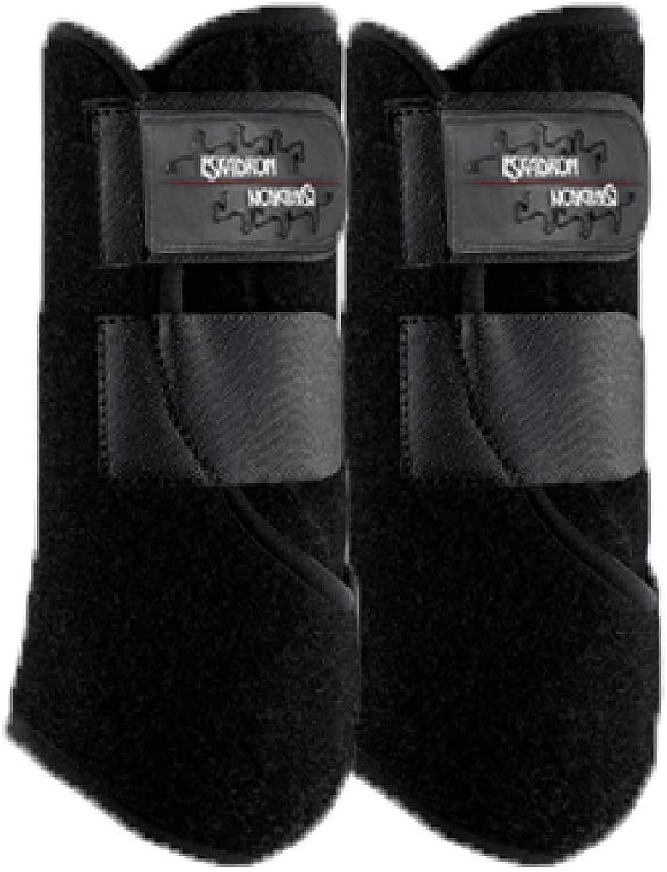 Pro Dressage tendon boots front