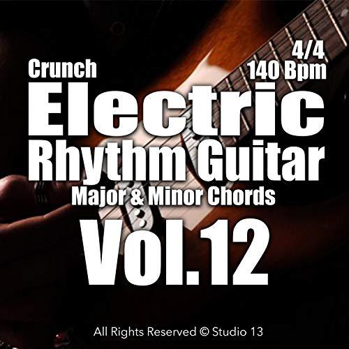 Crunch Guitar Effect Amp Switcher Chord G