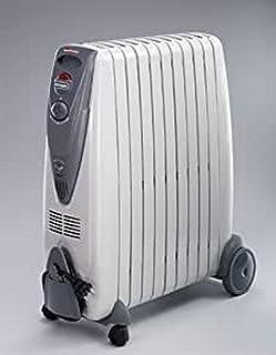 DeLonghi KG010920R - Radiador de aceite, 2000 W, color gris