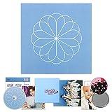 THE BOYZ 2nd Single Album - Bloom Bloom [ BLOOM ver. ] CD + Booklet + Pop-up Card + Name Sticker + Photo letter + Photocard + FREE GIFT / K-pop Sealed
