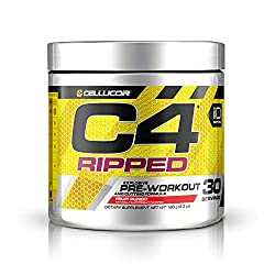 Cellucor C4 Ripped Pre Workout Powde