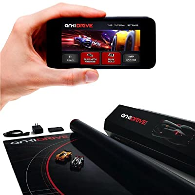 Anki DRIVE Starter Kit Smart Robot Car Racing Game