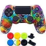 MachinYeser M/ódulo Joystick anal/ógico 3D Joystick anal/ógico para PS4 Pro color: amarillo