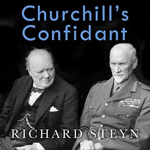 Churchill's Confidant audiobook cover art