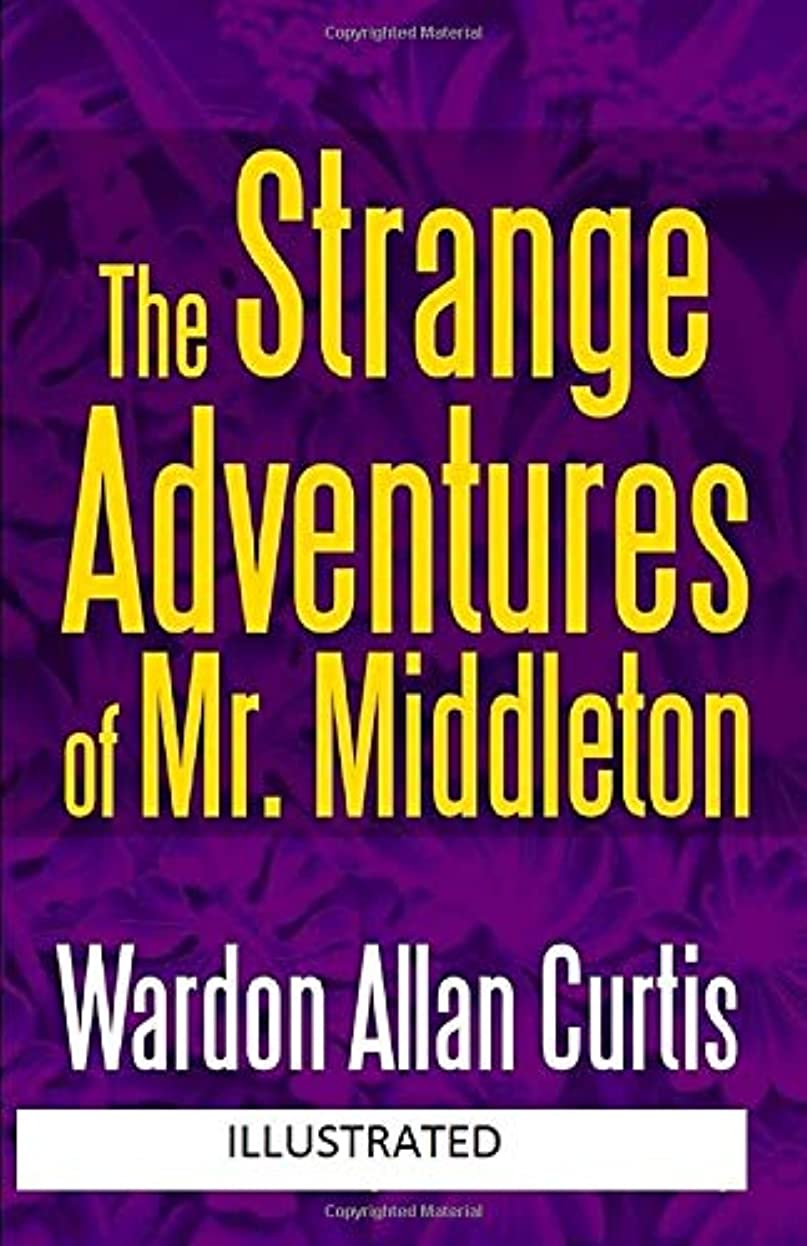レイプレイプ一目The Strange Adventures of Mr. Middleton Illustrated