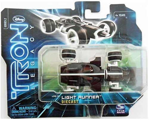 venta con alto descuento Tron Legacy Series 2 Light Runner 1 50 50 50 Scale Die Cast Vehicle by Tron Legacy  en linea
