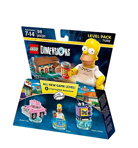 LEGO Dimensions – Level Pack – Simpsons - 2