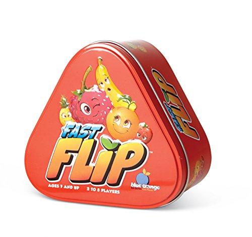 Blue Orange Fast Flip Card Game