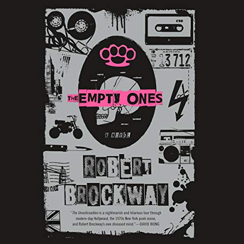 Couverture de The Empty Ones