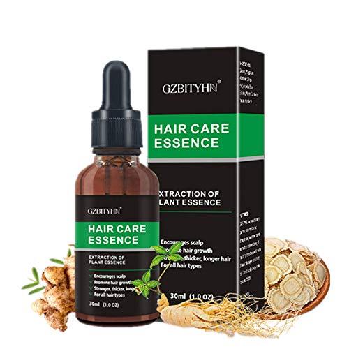 Hair Growth Serum, Jsdoin 30ML Hair Care Essence for Hair Thinning - Hair Loss Prevention Treatment, Hair Growth Oil, Effective Against Hair Loss, Natural Treatment For Men & Women With Thinning Hair