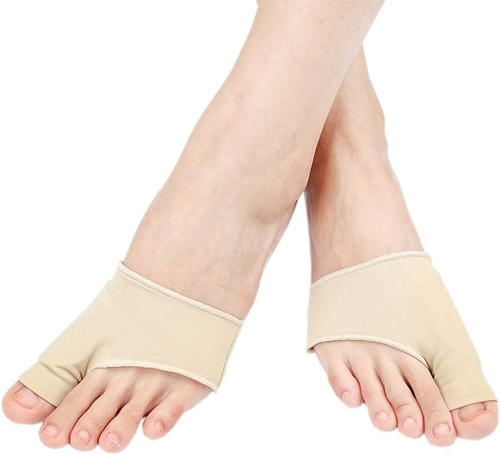 N\C Corrector de juanetes, separadores de Dedos de los pies Férula ortopédica súper Suave, cómoda y de Larga duración Férula de corrección Ultrafina para el Dolor del Dedo en Martillo, Derecha