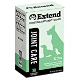 Extend - Joint Care for Dogs - 1 Month Supply - Glucosamine for Dogs with MSM & Ascorbic Acid - Pure Grade Ingredients - 100%