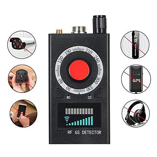 Anti-Spion-RF-Detektor, Drahtloser Bewegungsmelder zum Schutz der Privatsphäre, Verstecktes Kamera-Laserobjektiv, GSM-Abhörgerät