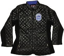 NEW! Ladies Zeta Phi Beta Divine Nine Sorority Plush Jacket - Black - ΖΦΒ