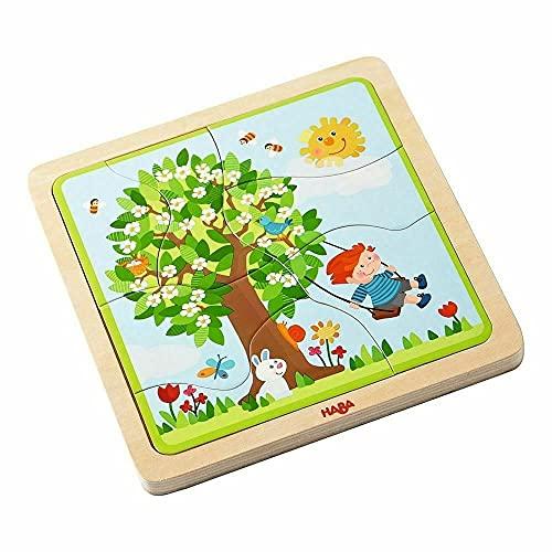 Haba -   302529 Holzpuzzle