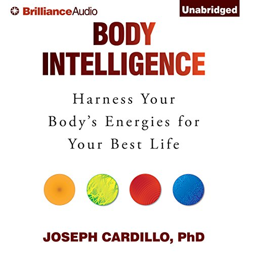 Body Intelligence audiobook cover art