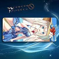 イチャイチャパラダイス マウスパッド Fate/Grand Order フェイト グランド オーダー FGO マリー・アントワネット 大判 パソコン周辺機器 (900 * 400 * 4mm)